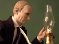 На аукционе в Кельне  продали куклу Путина (ВИДЕО)