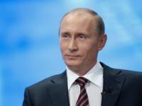 Владимир Путин назвал артистов трактористами