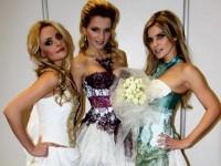 """Девушки из группы """"Рефлекс"""" превратились в невест"""