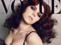 Скарлетт Йоханссон на обложке французского Vogue (4 ФОТО)