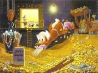 Forbes признал Скруджа Макдака самым богатым вымышленным персонажем