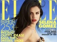 Селена Гомес на обложке июльского «Elle» (5 ФОТО)