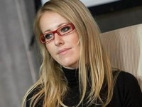 Ксения Собчак не считает себя частью шоу-бизнеса