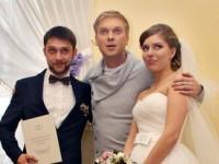 Светлаков исполнил мечту молодоженов из Ярославля (ФОТО)