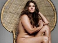 Самая крупная фотомодель Тара Линн стала героиней глянца (19 ФОТО)