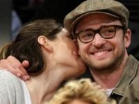 Джастин Тимберлейк и Джессика Биль устроили шоу-поцелуев в прямом эфире (ФОТО)