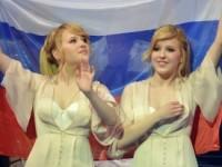 Сёстры Толмачёвы на «Евровидении 2014» (ВИДЕО)