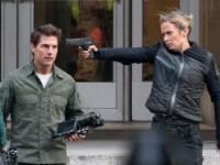 Тома Круза чуть не убила партнерша во время съемок фильма