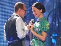 Игорь Верник публично целовался с Дашей Астафьевой (ФОТО)