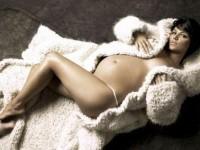 Обнажённые беременные звёзды (ФОТО)