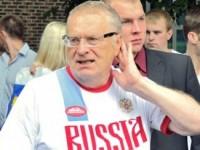 Владимир Жириновский сделал вызов Зюганову и Прохорову (ВИДЕО)