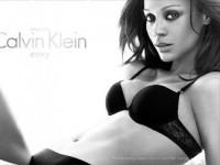 Зои Салдана обнажилась для рекламы белья Calvin Klein (ФОТО)