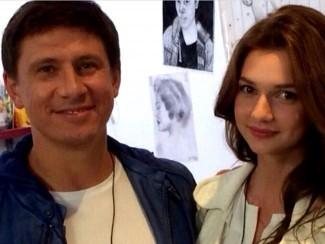 Тимур Батрутдинов и Дарья Канануха