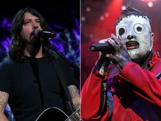 Foo Fighters и Slipknot