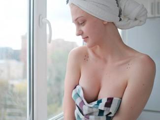 Голая Леся Рябцева