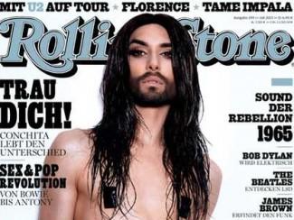 Кончита Вурст в журнале Rolling Stone