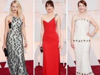 Лучшие наряды знаменитостей на «Оскаре» 2015 года