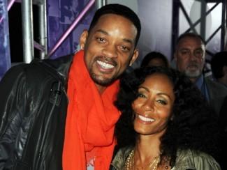 Уилл Смит с супругой Джадой