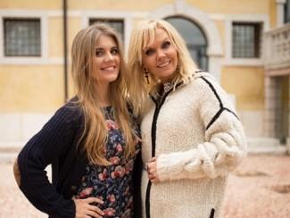 Анна Шульгина и Валерия