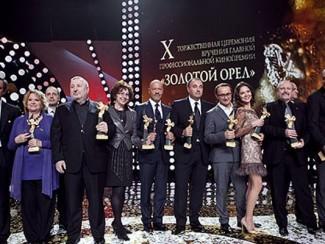 """Церемония вручения кинопремии """"Золотой орел"""", 2012 год"""
