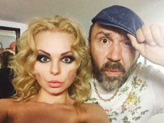 Алиса Вокс и Сергей Шнуров