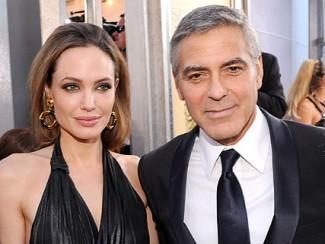 Анджелина Джоли и Джордж Клуни