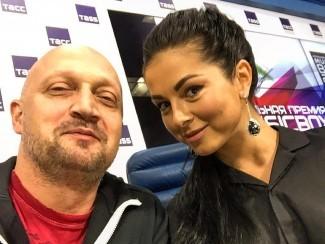 Гоша Куценко и Нюша