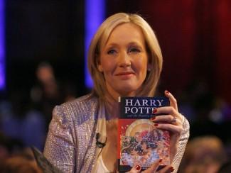 Джоан Роулинг и ее книга о Гарри Поттере