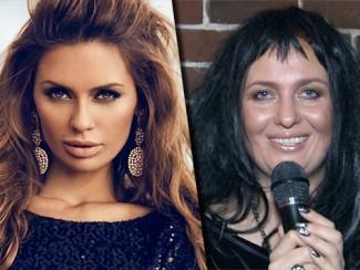 Виктория Боня и Ангелина Боня