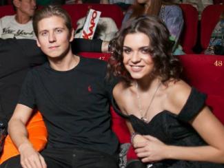 Артемий Шульгин и Аделина Сотникова