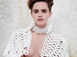 Эмма Уотсон в журнале Vanity Fair