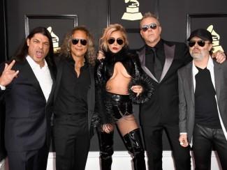 Леди ГаГа и Metallica