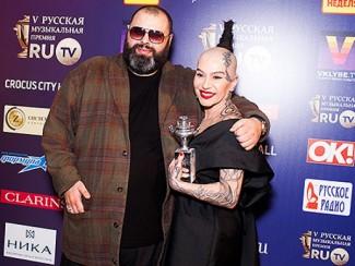 Макс Фадеев и Наргиз Закирова