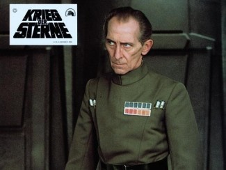 Питер Кушинг в «Звездных войнах»