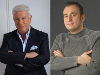 Владимир Винокур и Святослав Ещенко