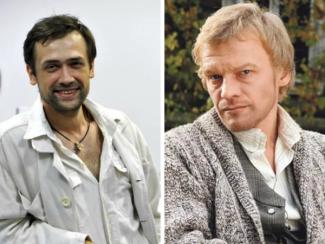 Анатолий Пашинин и Алексей Серебряков