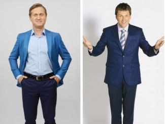 Андрей Рожков и Вячеслав Мясников
