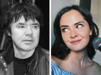 Евгений Осин и Агния Осина