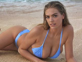 Кейт Аптон в журнале Sports Illustrated Swimsuit Issue 2018