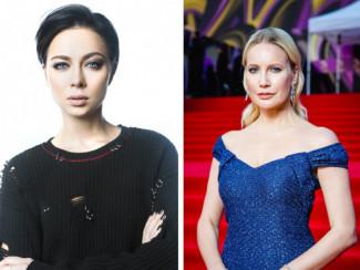 Настасья Самбурская и Елена Летучая
