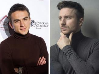Влад Топалов и Сергей Лазарев