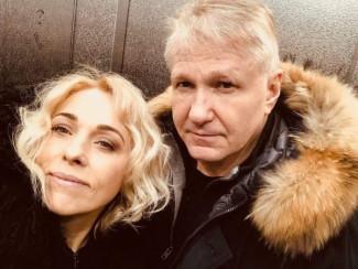Анна Легчилова и Игорь Бочкин