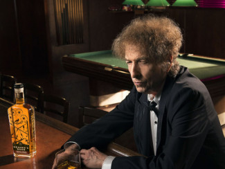 Боб Дилан и его виски «Heaven's Door»