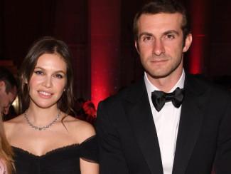 Дарья Жукова и Ставрос Ниархос