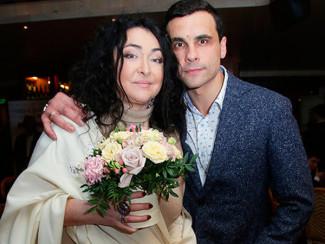 Лолита Милявская с мужем Дмитрием Ивановым