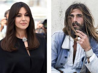 Моника Беллуччи и Николас Лефевр