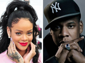 Рианна и Jay-Z