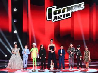 Участники финала «Голос. Дети»