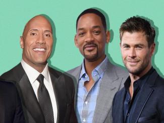 Самые высокооплачиваемые актеры мира по версии Forbes 2019