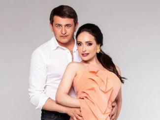 Елена Крайт и Виталий Бородин